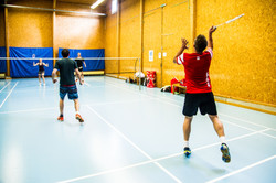 Badmintontraining Kappel-18