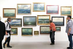 An gemalten Meeren