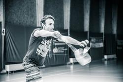 Badmintontraining Kappel-14