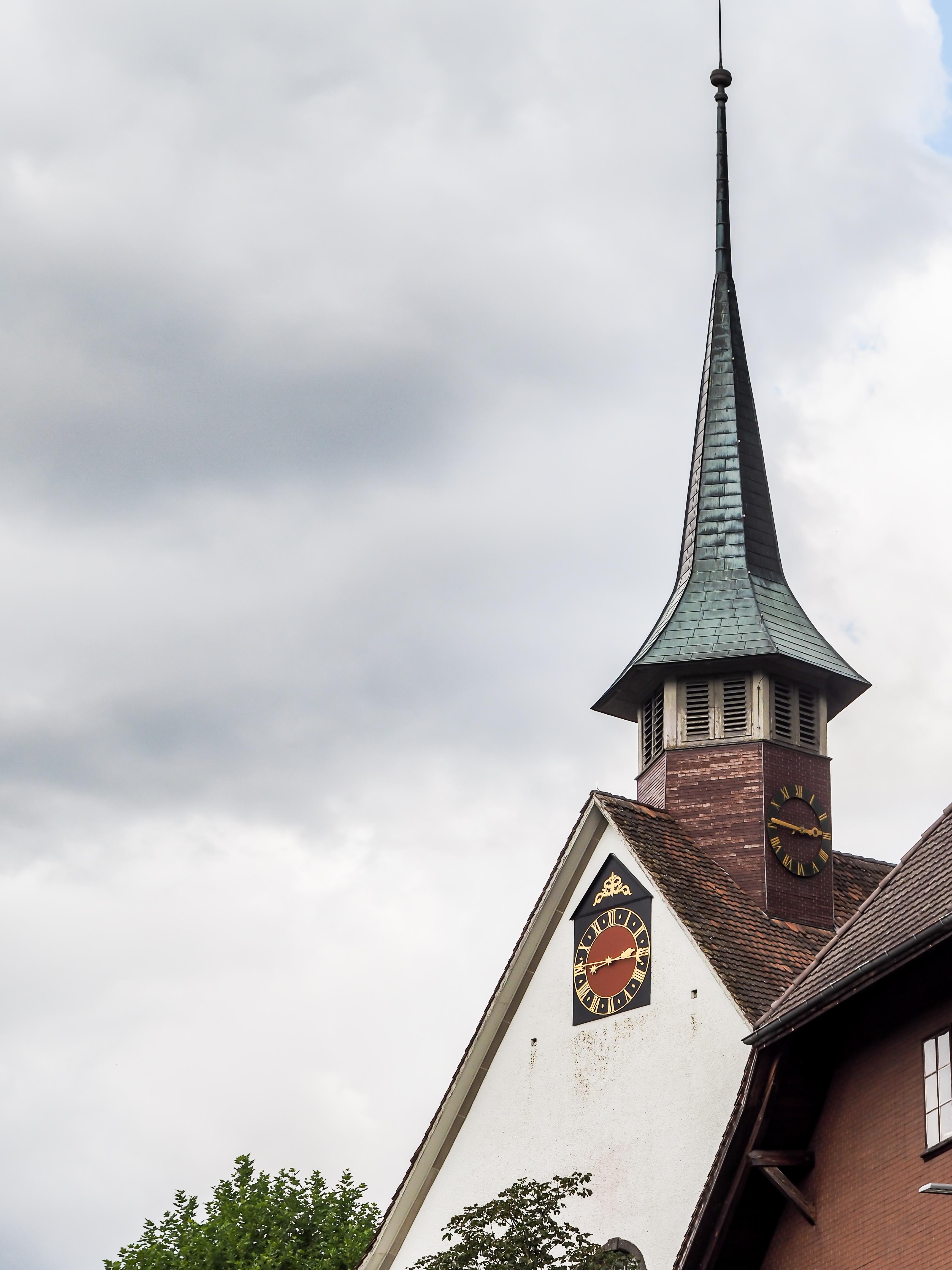 Kirche Melchnau