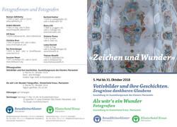 Ausstellungsflyer Wunder aktuell-1