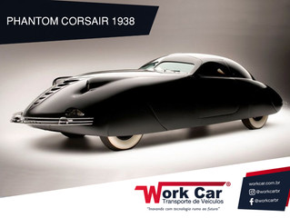 PHANTOM CORSAIR (1938) – O PRIMEIRO CARRO DO FUTURO