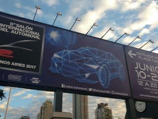 Os principais lançamentos do Salão do Automóvel de Buenos Aires 2017