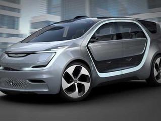 Fiat Chrysler mostra protótipo de carro pensado para a geração 'Y'