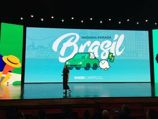 Waze lança serviço de caronas no Brasil; 'não é Uber', diz diretora.