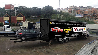 Work Car Transporte de Veículos