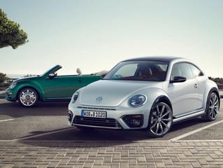 Volkswagen atualiza o novo Fusca para a linha 2017