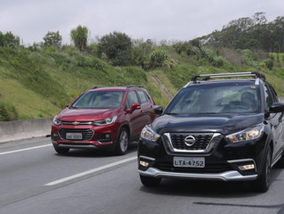 Segmento de SUVs tem novo líder