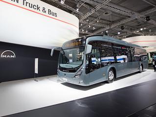 Salão na Alemanha mostra caminhões do futuro; Veja fotos.