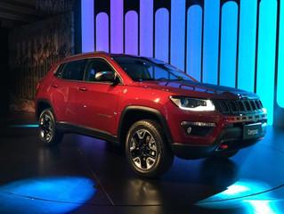 Novo Jeep Compass é lançado no Brasil, e a Work Car trabalhou ativamente no transporte dos protótipo