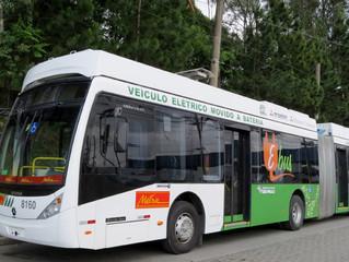 Ebus: o primeiro ônibus 100% elétrico do Brasil
