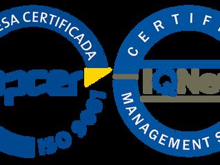 Importância e benefícios de contratar uma empresa com certificação ISO 9001