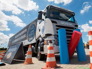 Especial: O Brasil vai ser a sede da Libertadores dos motoristas de caminhão, o Scania Driver Compet