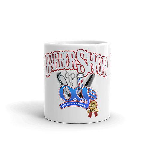 Throwback O.G.'S Logo Mug