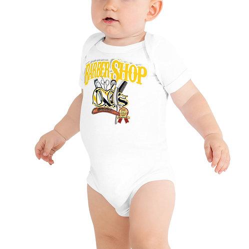 Black & Yellow O.G.'S Logo Baby T-Shirt