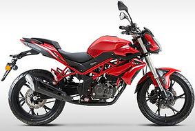 Benelli BN125 - Cafe Racer Bikes motos Terrassa