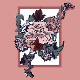 Flowers - NUMÉRISATION