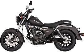 Moto 125cc - Keeway Superlight 125 LE- #crb caferacebikes concesionario motos terrassa