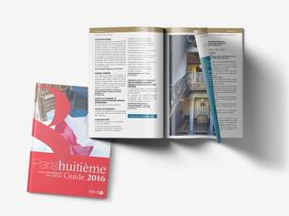 Guide Paris Huitième