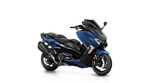 Yamaha T-Max 530 SX Sport Edition Azul - Motos Caferacerbikes CRB Terrassa Motorcycles