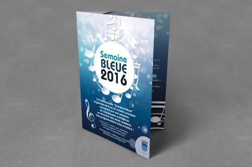 Flyer Semaine Bleue