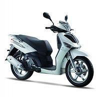 Scooter 125cc - Keeway LOGIK 125 - #crb caferacebikes concesionario motos terrassa