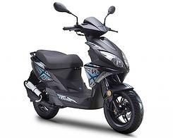 Scooter 49cc - Keeway F-ACT 50 EVO - #crb caferacebikes concesionario motos terrassa