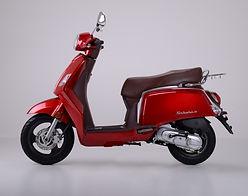 Scooter 49cc - Keeway ZAHARA 50 - #crb caferacebikes concesionario motos terrassa