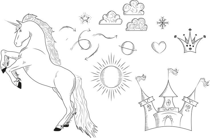 Illustrations réalisées pour Décathlon