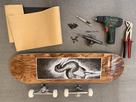How to assemble your board