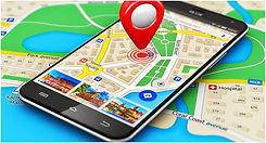 link a google map