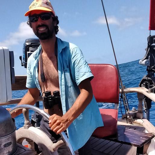 Ep.09 坐船免費環遊世界? 搭便船旅行 Boat Hitching -ft. Evan