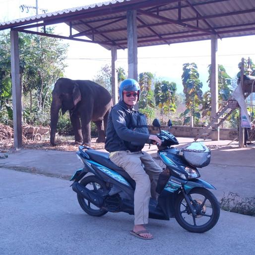 Ep.19 泰國不是只有曼谷和清邁!一起去 Mae Hong Song 騎摩托車吧!Duncan's motorbike trip in northern Thailand