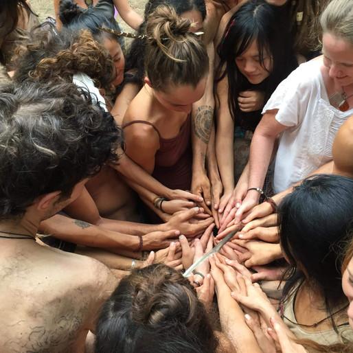 Ep.14 愛、和平跟著自由浪遊們的聚會:彩虹聚會 A gathering of LOVE and PEACE: Rainbow Gathering ft. News