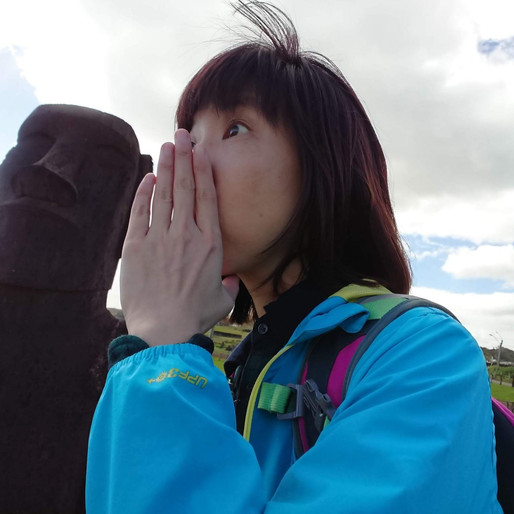 Ep. 39 浪游到世界盡頭的小島 ft. 思思 Travel to the end of the world island - Easter Island ft. Stephanie