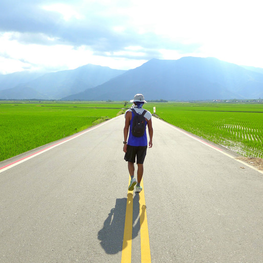 Ep.12 體悟人生系列--浪遊所教我的人生課程-勇氣 Life-course: What lesson I learned from travel: Courage