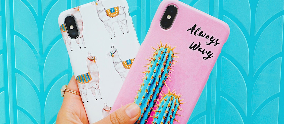 I Designed My Own iPhone X Case Through CaseApp...Here's What Happened