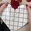 Thumbnail: H2263 - Colar Coração Zircônia Transparente