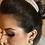Thumbnail: N48 - Tiara Inteira de Pérolas Pequenas com 3 Fileiras de Strass