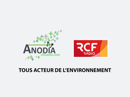 Radio RCF17 - Interview de Lionel DUPUY, chef d'entreprise éco-responsable
