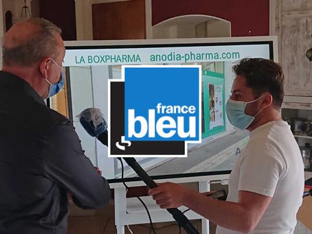 FRANCE BLEU : BoxPharma inventée en Charente Maritime, un relais colis pour la parapharmacie