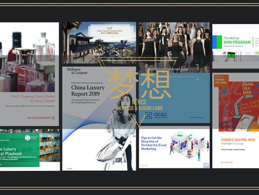 Rapports sur le marché chinois 2019 : luxe, digital, wechat ...