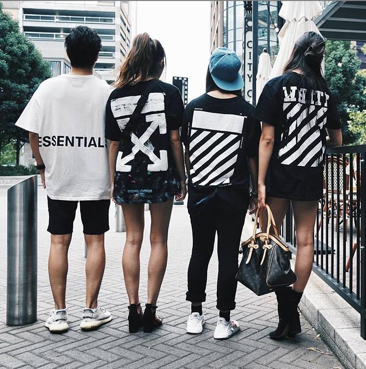 La hype culture en Chine avec Off White