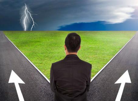 Cómo puede una pequeña decisión cambiarte la vida