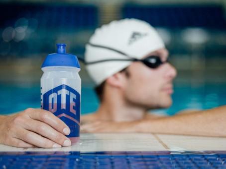 Protocolo de hidratación para el nadador
