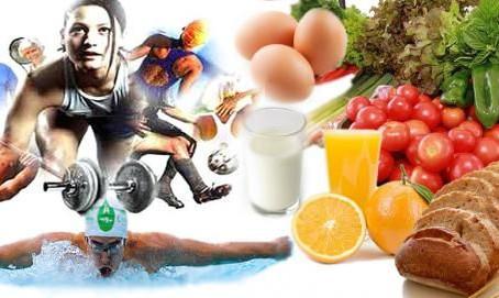 12 RECOMENDACIONES NUTRICIONALES PARA EL NADADOR DE COMPETICIÓN