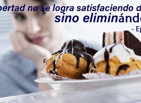 Estrategias para evitar las tentaciones con la comida