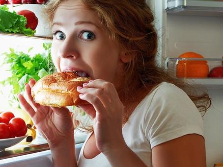 10 trucos eficaces para vencer la ansiedad por la comida