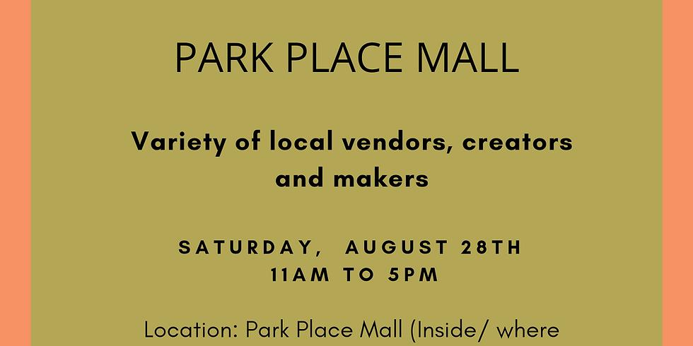 Pop Up Shop/Park Place Mall