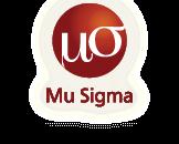 Mu Sigma logo